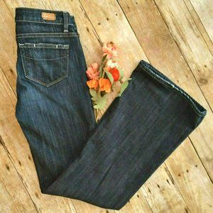 PAIGE Robertson Wide Leg Jeans 28x31 Relaxed